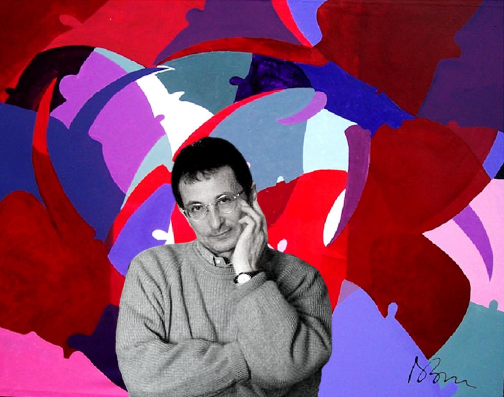 galleria-arte-michelangelo-del-brocco-opere-contemporanee-scultura-pittura-artista-quadro-horses-in-love-cavalli- amore-africa-illy-moderno-amazzone-plexiglass-tela-olio-l-artista