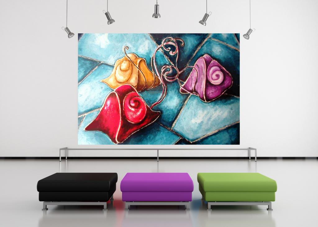galleria-arte-michelangelo-del-brocco-mikala-opere-contemporanee-scultura-pittura-artista-quadro-moderno-tela-olio-acrilico-artista-italiano-quadro-opera-valore-collezione-collezionisti-snails-battle