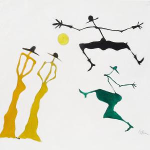 galleria-arte-michelangelo-del-brocco-mikala-opere-contemporanee-scultura-pittura-artista-quadro-moderno-tela-olio-acrilico-artista-italiano-quadro-opera-valore-collezione-collezionisti-ravello-gioco-a-pallone