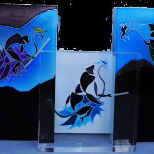 galleria-arte-michelangelo-del-brocco-mikala-opere-contemporanee-scultura-artista-plexiglass-moderno-italiano- opera-valore-collezione-collezionisti-dragon-battle-battaglia-draghigalleria-arte-michelangelo-del-brocco-mikala-opere-contemporanee-scultura-artista-plexiglass-moderno-italiano- opera-valore-collezione-collezionisti-drag-leaves-battle