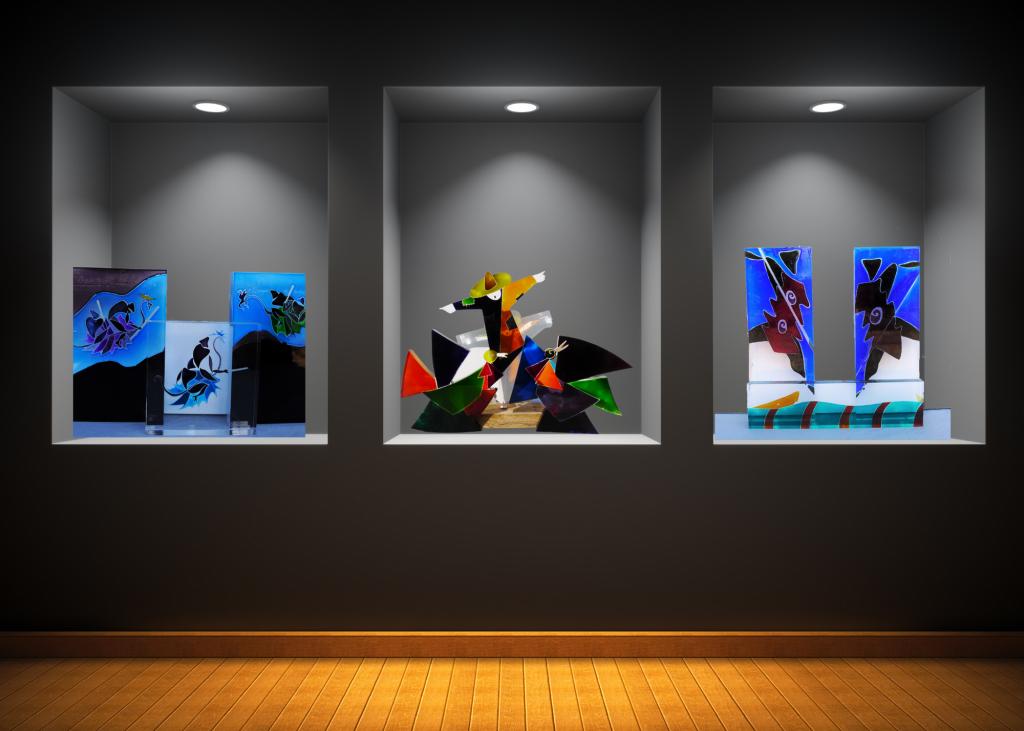 galleria-arte-michelangelo-del-brocco-mikala-opere-contemporanee-scultura-pittura-artista-quadro-moderno-tela-olio-acrilico-artista-italiano-quadro-opera-valore-collezione-collezionisti-srag-leaves-battle-spaventapasseri-snake-hunt